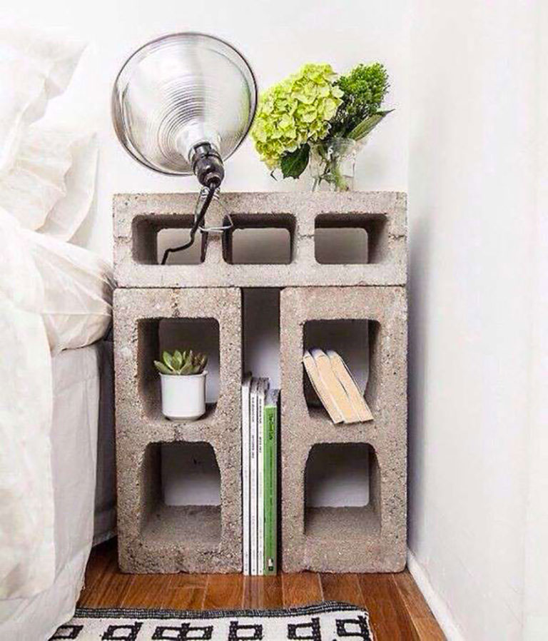 Upcycling ladrillos