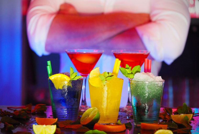 mocktails mixology alcohol