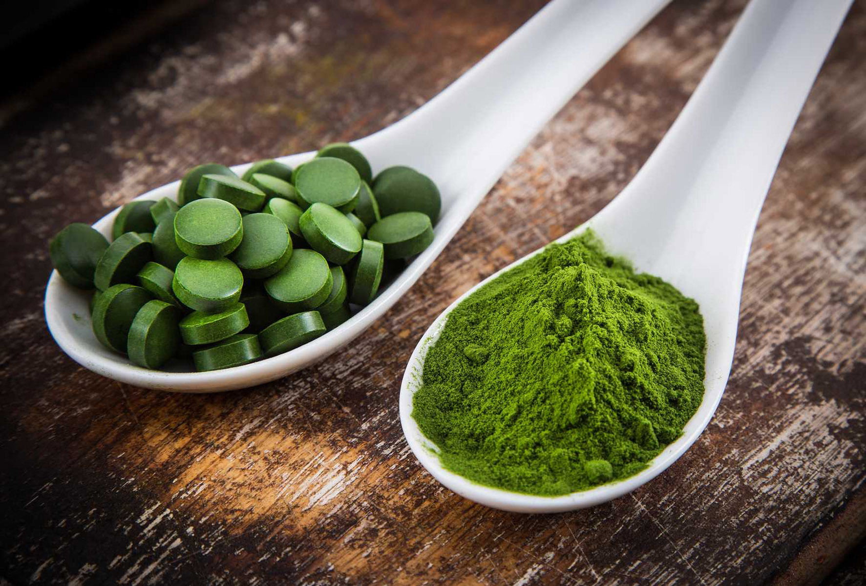 Superfood: tempo di spirulina