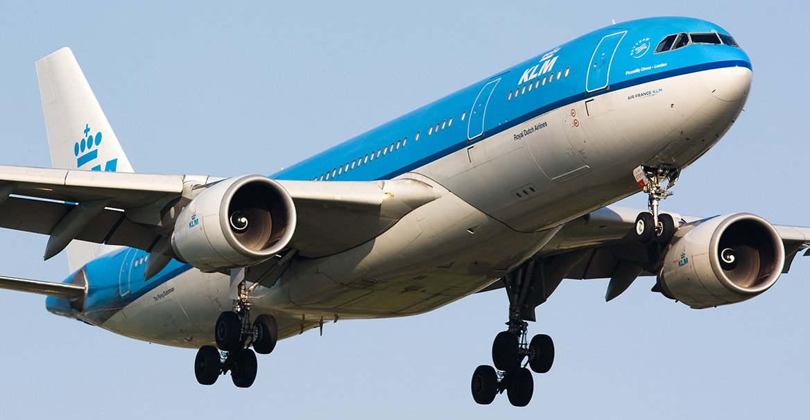 klm airlines ecologica