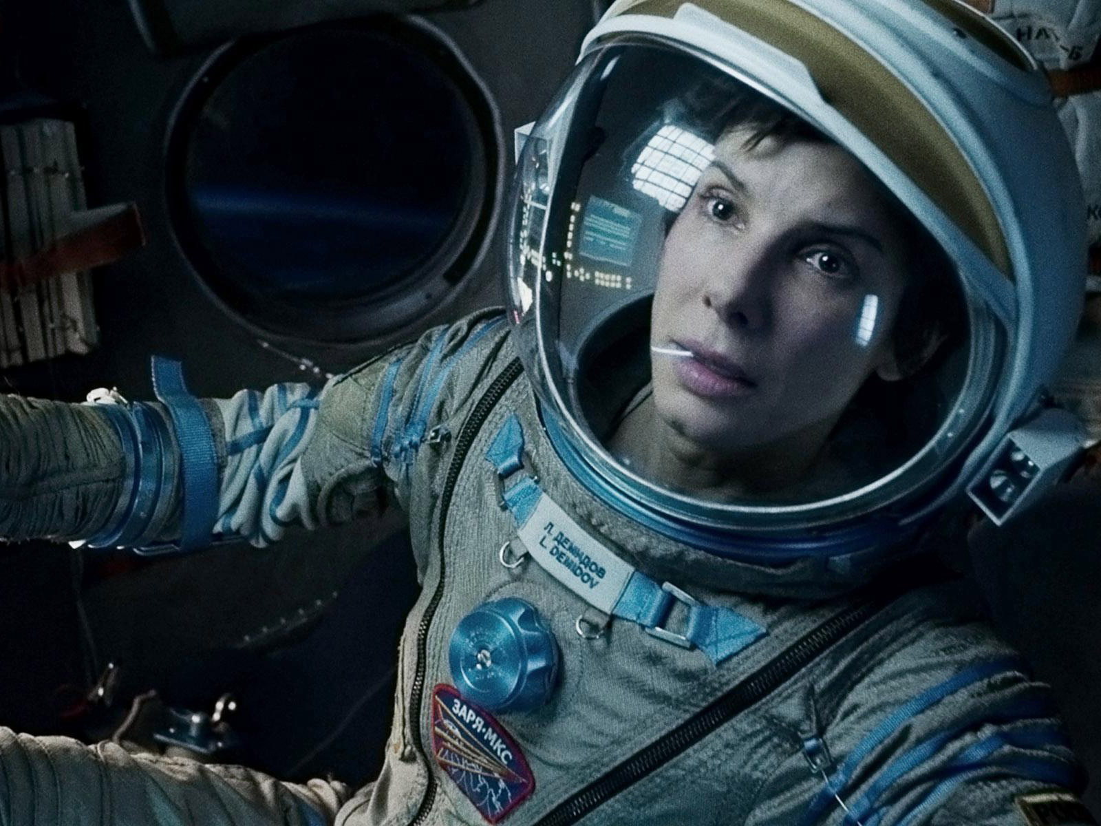 Gravity, il film