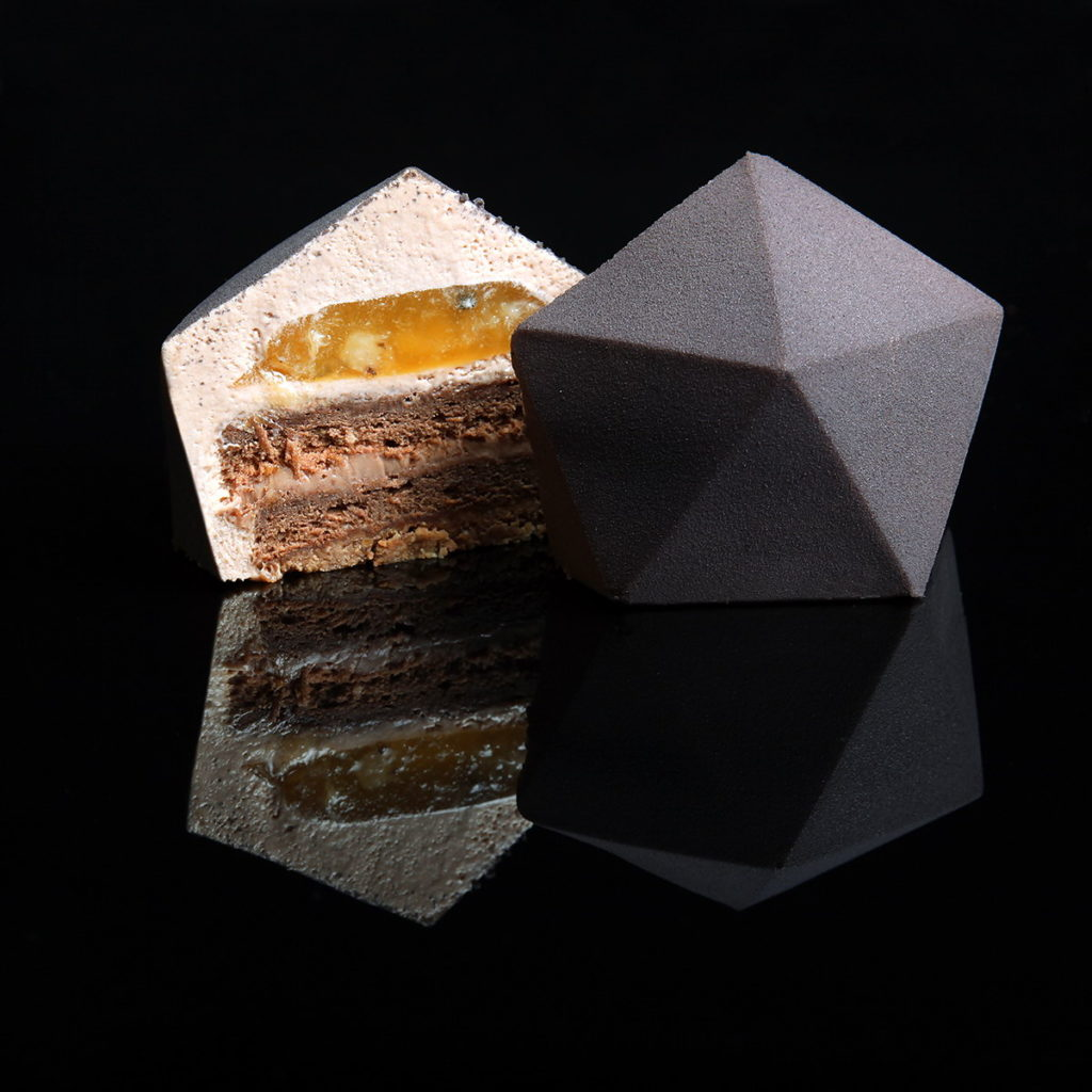 Dinara Kasko - Geometric Desserts, The figure #6