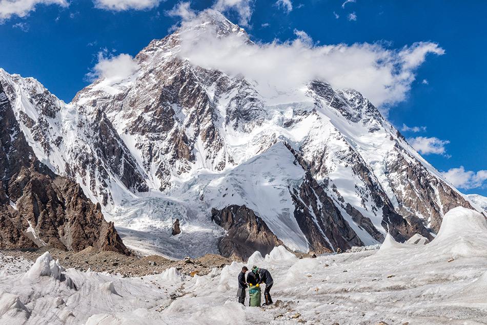 National Geographic - Keep Baltoro Clean