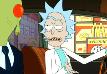Rick and Morty, Mc Donald, Mulan e la salsa speciale
