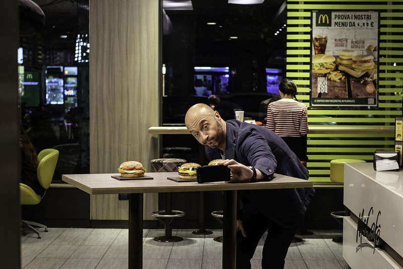 Joe Bastianich e McDonald's