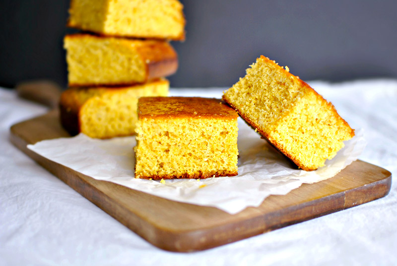 Pane di Mais Corn Bread