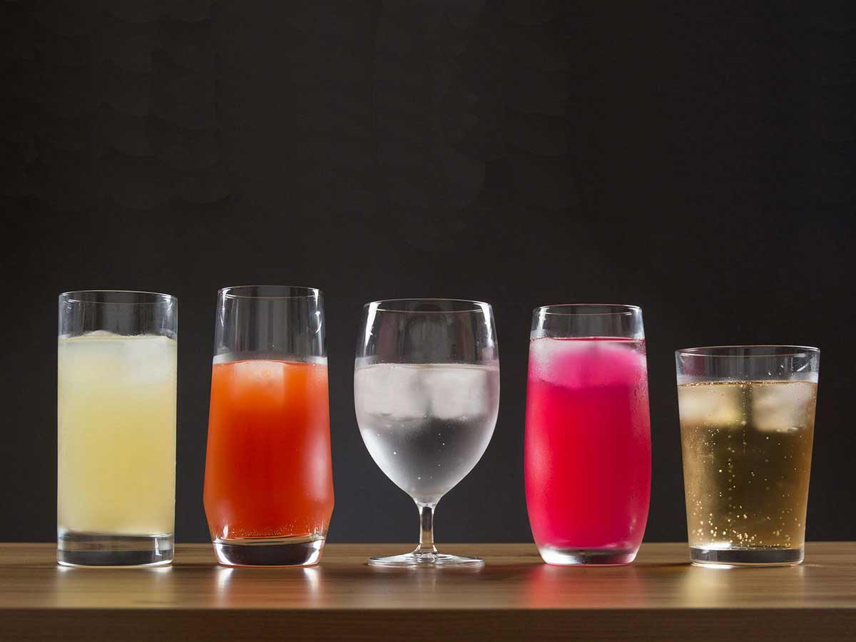 Qual e la differenza tra cocktail e long drink