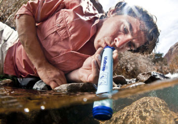 lifestraw cannuccia acqua potabile