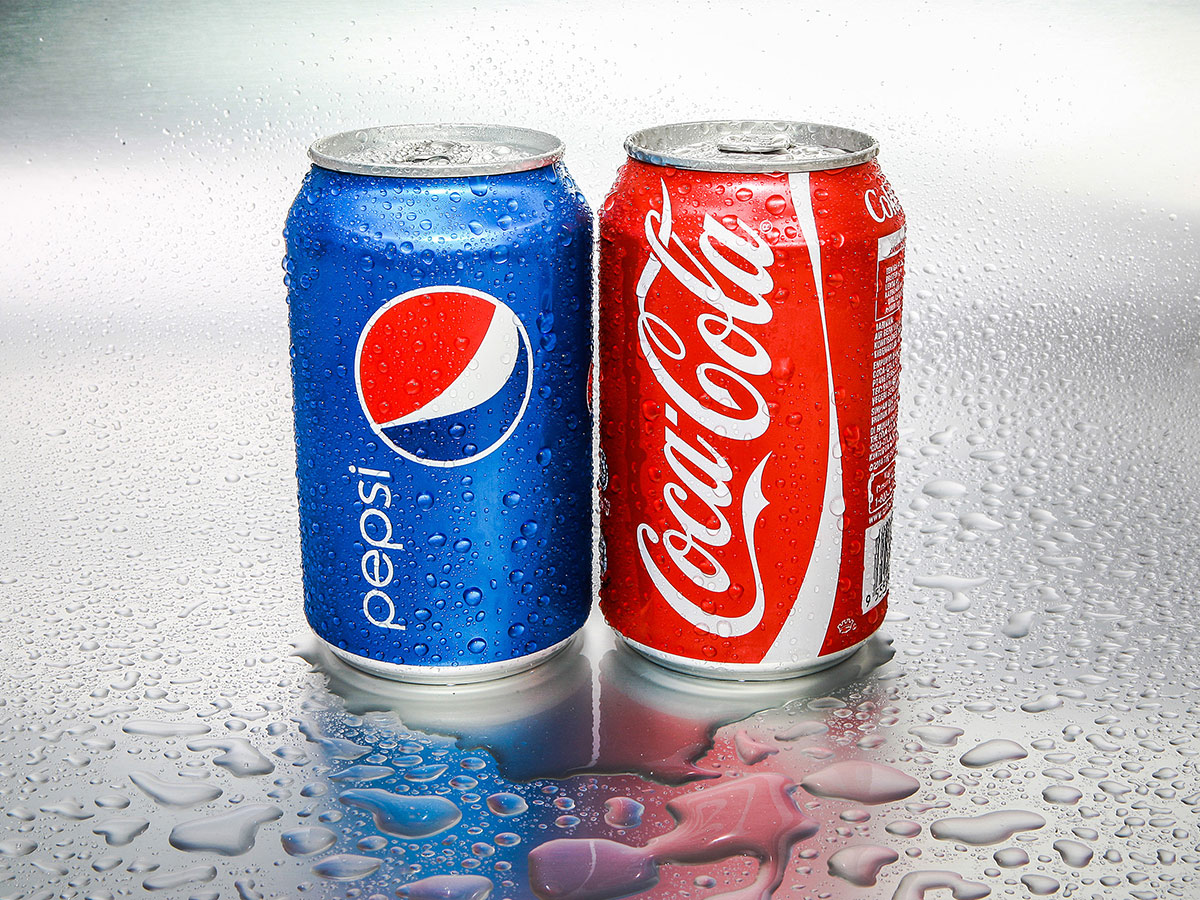Pepsi vs Coca Cola - la sfida originaria del neuromarketing