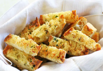 Garlic bread la mania USA del pane all aglio