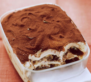 ingredienti tiramisu light