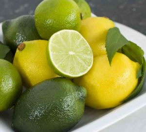 limone lime differenze