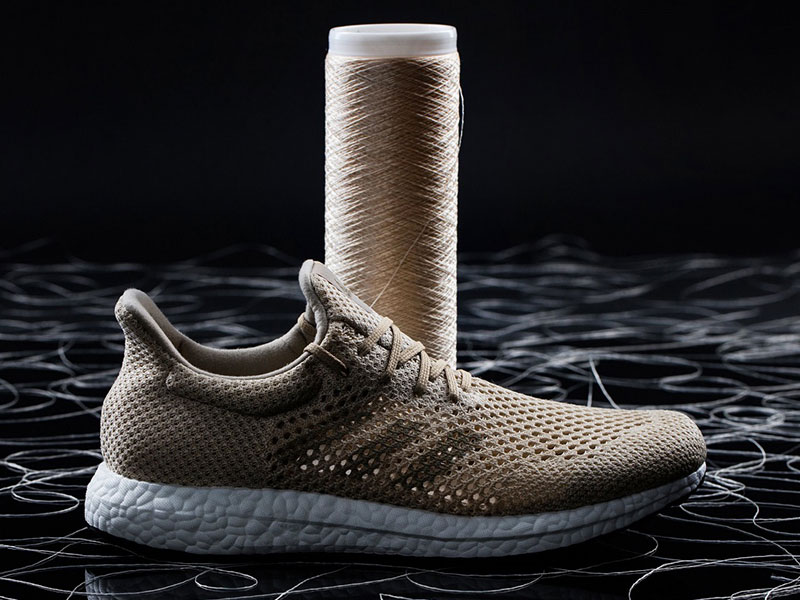 Biosteel Adidas Futurecraft Biofabric