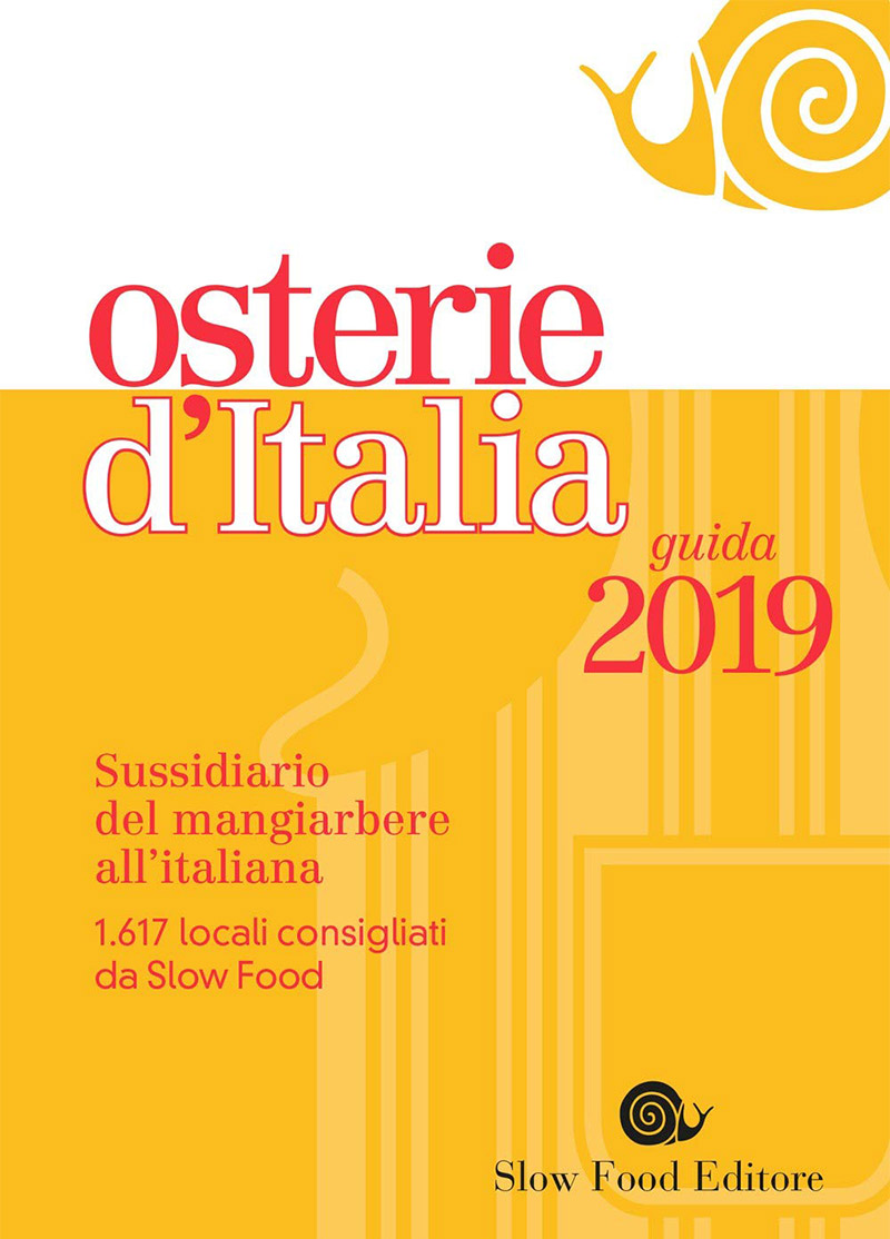 osterie d italia 2019 slow food