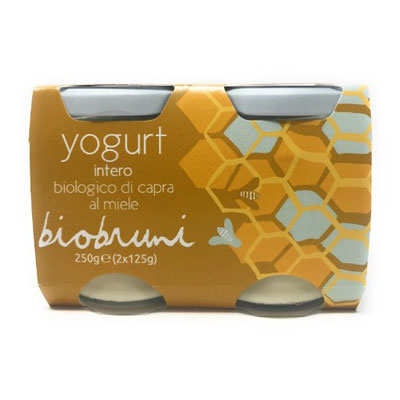yogurt capra biologico miele