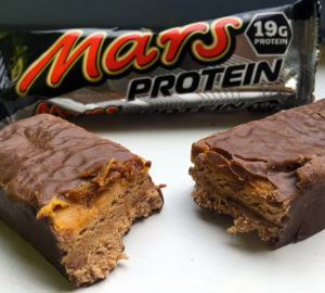 Snack salutari Mars e Snickers diventano light