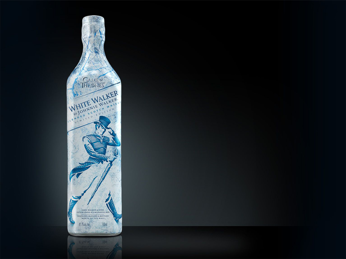 White Walker arriva il whisky ispirato a Game of Thrones fb