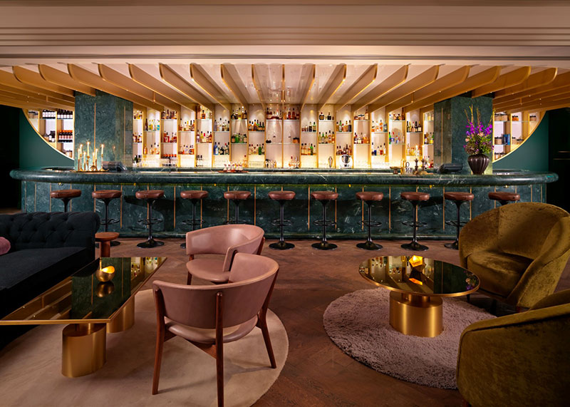 World's 50 Best Bars 2018 Londra Dandelyan