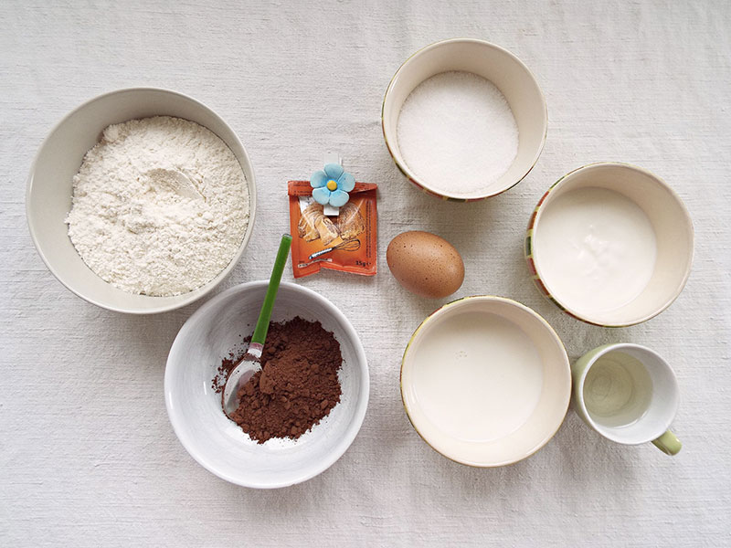 ingredienti bare plumcake