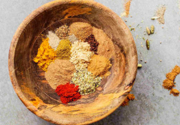 Ras el Hanout ingredienti