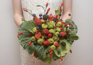 bouquet fragole