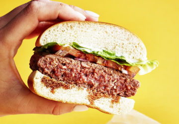hamburger flexitariano fa arrabbiare vegani
