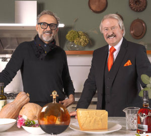 whisky beneficenza Massimo Bottura