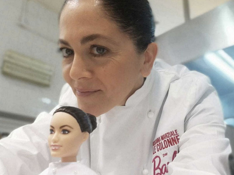 nasce barbie chef