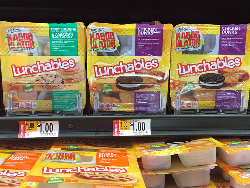 1988 Lunchables