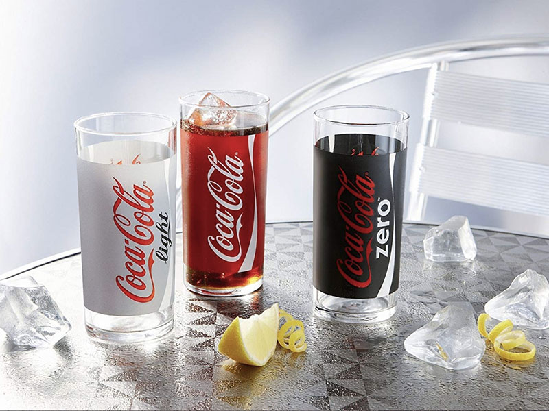 differenza coca light coca zero
