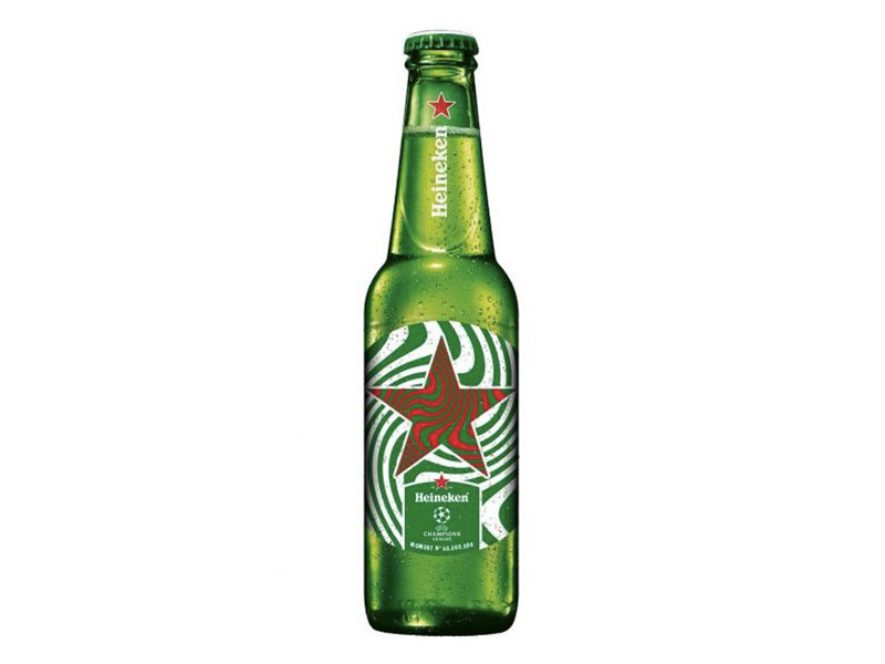 heineken unlimited edition UEFA