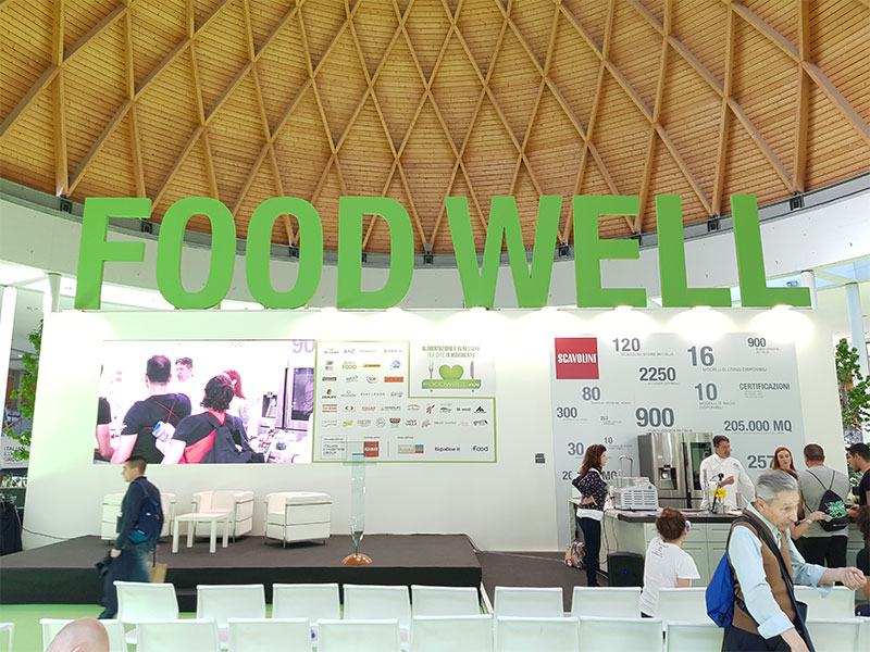 foodwell expo showcooking