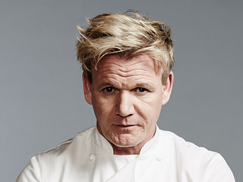 Gordon Ramsay porcellini india