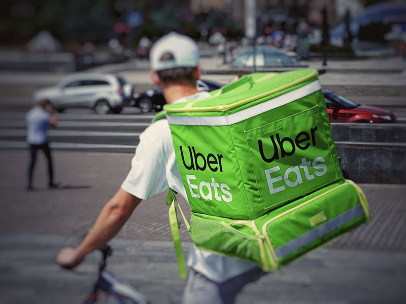 Uber Eats Dine In