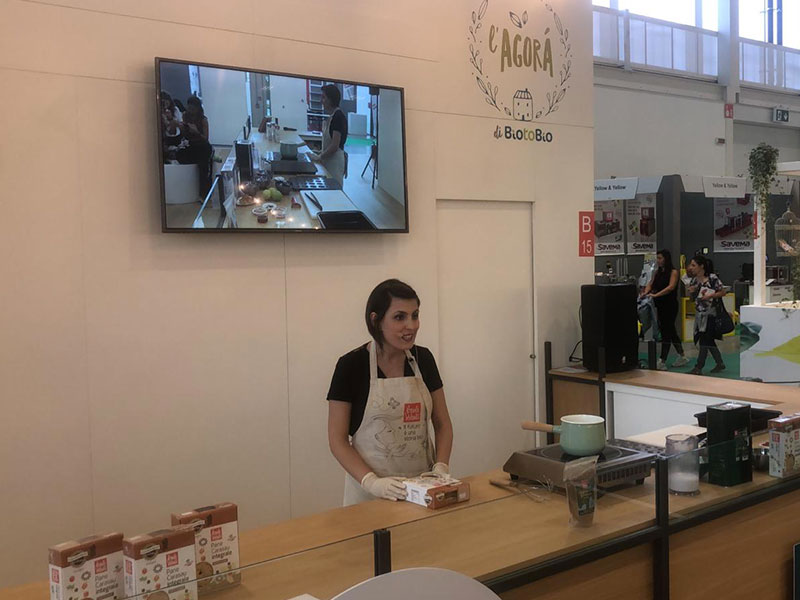 show cooking sardegna