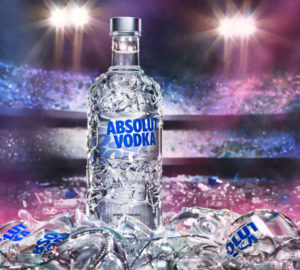 Absolut Vodka Natale riciclo