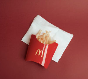 mcdonalds packaging sostenibile