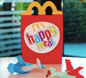 storia happy meal