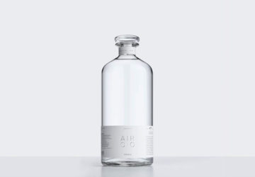 vodka CO2 ambiente