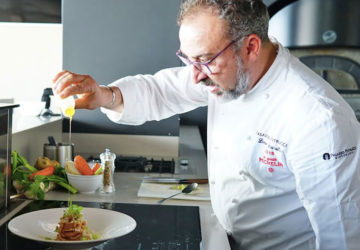 Chef Lino Scarallo