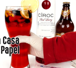 Casa di Carta 4 cocktail