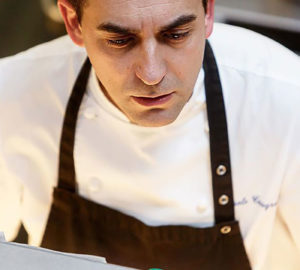 chef Paolo Casagrande