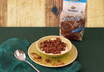 Krunchy Joy Muesli biologico