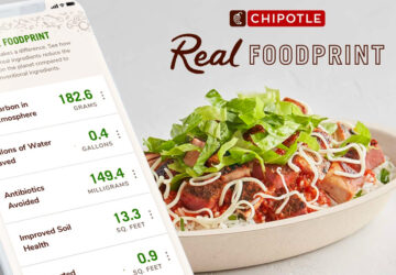 Chipotle impatto climatico ingredienti